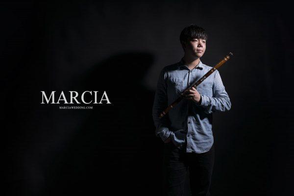 台北台南婚禮樂團推薦-中國笛老師