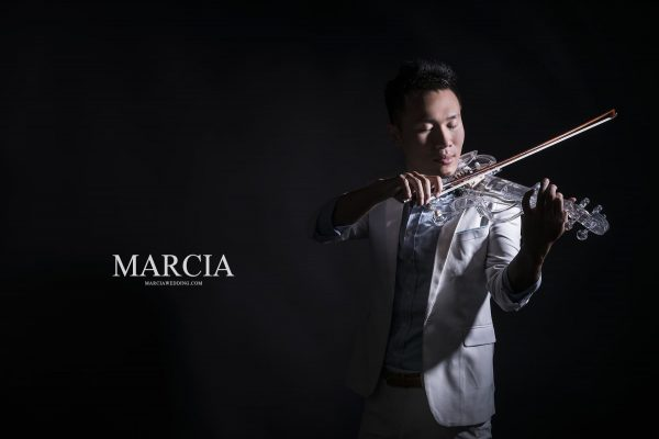 台南婚禮樂團推薦-小提琴