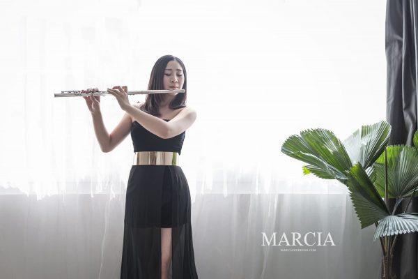 台南婚禮樂團推薦-長笛老師