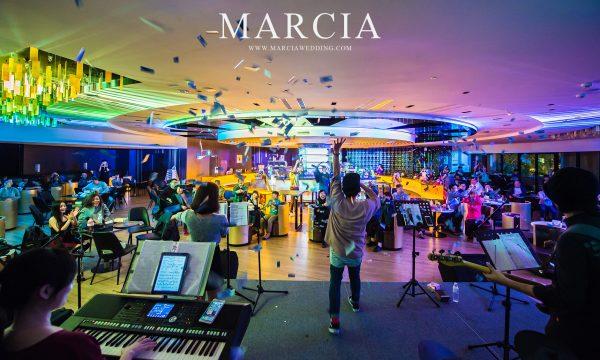 瑪西亞商業演出-跨年FULL BAND演出