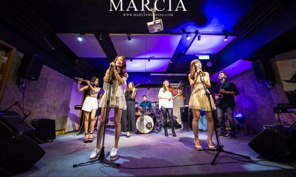 瑪西亞婚禮樂團推薦-七人團演出