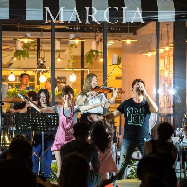 瑪西亞婚禮樂團