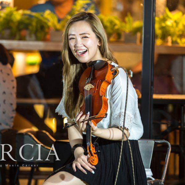 瑪西亞婚禮樂團-李青